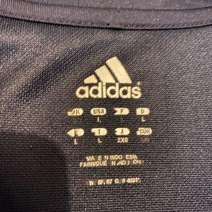 adidas Jackets & Coats - Adidas Track Jacket - Navy Blue